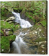 Kinsman Notch - Woodstock New Hampshire Acrylic Print