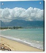 Kite Beach Kanaha Maui Hawaii Acrylic Print