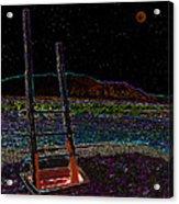 Kiva Night Acrylic Print