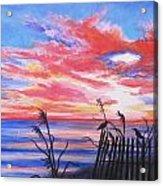 Ks Sunrise Acrylic Print