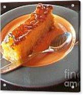Kumquat Cake In Corfu-2 Acrylic Print
