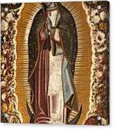 La Virgen De Guadalupe Acrylic Print