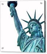 Lady Liberty  Acrylic Print by Jaroslav Frank
