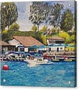 Lake Mission Viejo Acrylic Print