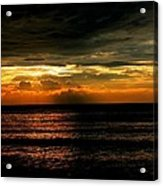 Lake Of Fire Acrylic Print