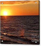Lake Ontario Sunset Acrylic Print