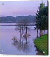 Lake Pateira V Acrylic Print