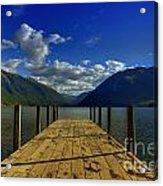 Lake Rotoiti Acrylic Print