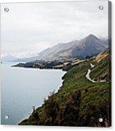 Lake Wakatipu Acrylic Print