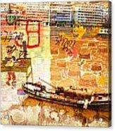 Lanzhou China Acrylic Print