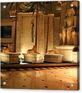 Las Vegas - Luxor Casino - 12122 Acrylic Print by DC Photographer