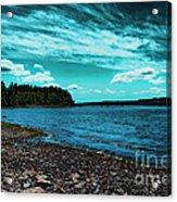 Liberty Bay Seattle Wa Acrylic Print