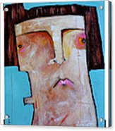Life As Human Number Thirty Three Acrylic Print by Mark M  Mellon