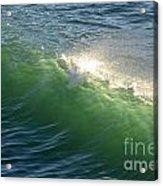 Linda Mar Beach - Northern California Acrylic Print