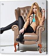 Liuda13 Acrylic Print