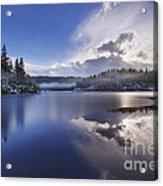 Loch Ard Acrylic Print