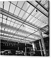 London Bridge Station Southwark England Uk Acrylic Print