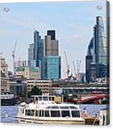London Old And New 5838 Acrylic Print