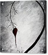 Lonely Heart Acrylic Print by Michael Grubb