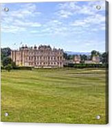 Longleat House - Wiltshire Acrylic Print
