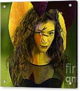 Lorde Original Acrylic Print