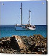 Lost At Sea Acrylic Print