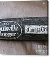 Louisville Slugger Acrylic Print