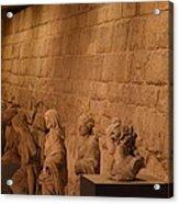 Louvre - Paris France - 011312 Acrylic Print