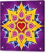 Love Within Acrylic Print