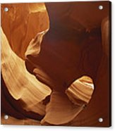 Lower Antelope Canyon, Arizona Acrylic Print