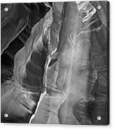 Upper Antelope Canyon Litebeam Acrylic Print