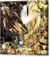 Lower Falls 2 Acrylic Print