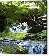 Lower Granite Falls 1 Acrylic Print