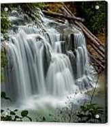 Lower Lewis Falls 2 Acrylic Print