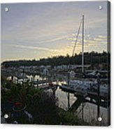 Lucy's Home Port Acrylic Print
