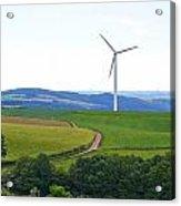 Luxemburg Views Acrylic Print