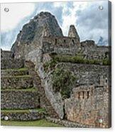 Machu Picchu - 2 Acrylic Print