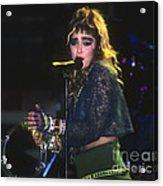 Madonna 1985 Acrylic Print