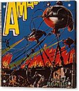 Magazine Cover 1926 Acrylic Print