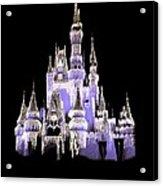 Magic Kingdom Acrylic Print