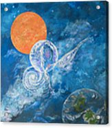 Making Love To The Universe - Infinitude Acrylic Print