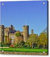 Malahide Castle  Acrylic Print