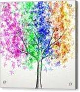 Maple Tree 10 Acrylic Print