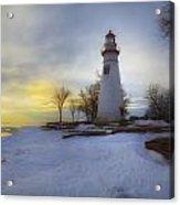 Marblehead Lighthouse Lake Erie Acrylic Print