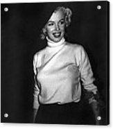 Marilyn Monroe In Korea Acrylic Print