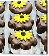 Marshmallow Cookies  Acrylic Print
