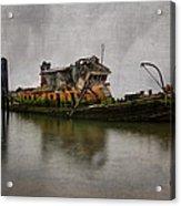 Mary D Hume Acrylic Print