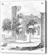 Massachusetts Salem, 1851 Acrylic Print