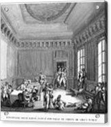 Maximilien Robespierre (1758-1794) Acrylic Print