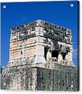 Mayan Ruins Acrylic Print